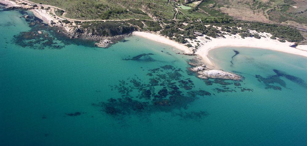 Le spiagge di costa rei for Le piu belle fotografie