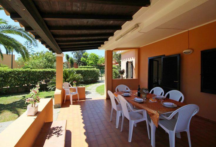 Villa Melograno Patio