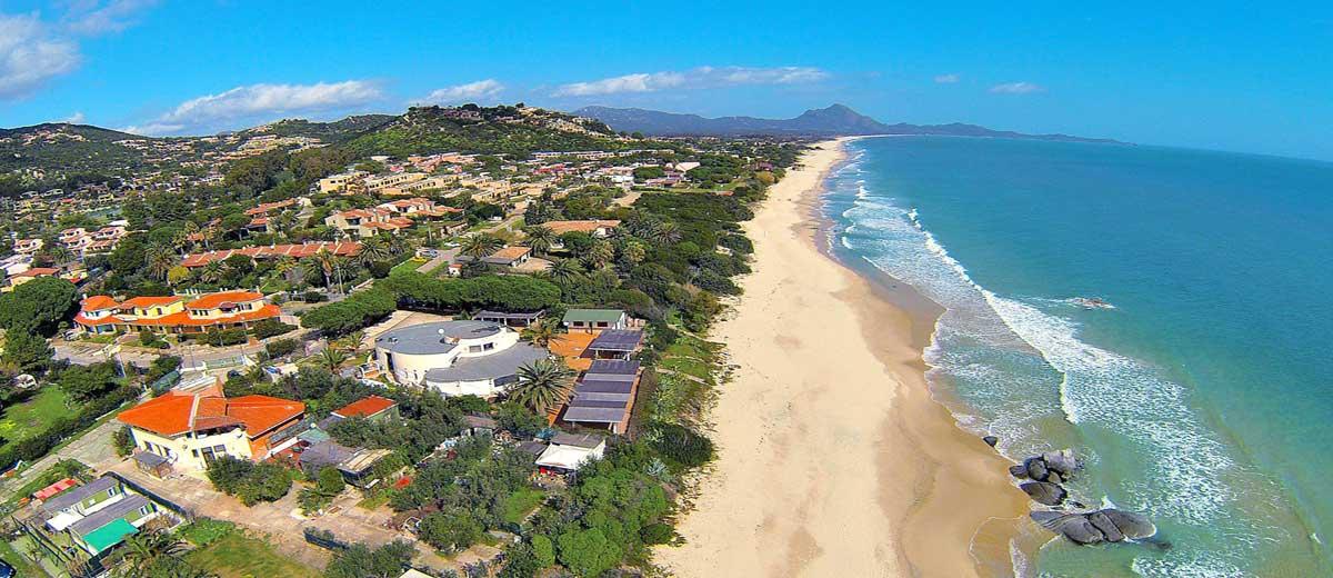 Costa rei la tua vacanza in sardegna italy estate mare 2018 - Spiaggia piscina rei ...
